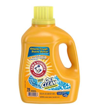 Arm Arm & Hammer OxiClean Detergent& Hammer OxiClean Detergent