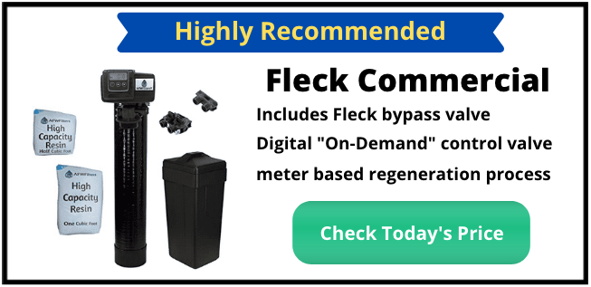 best commercial water softener